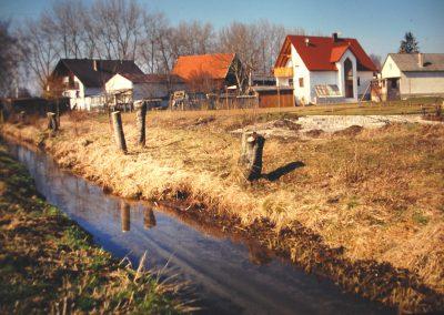 Landschaftspflegeverband Landkreis Augsburg e.V. Entwässerungsgraben