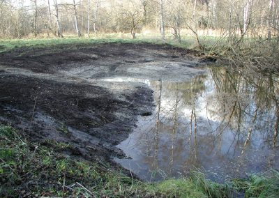 Landschaftspflegeverband Landkreis Augsburg e.V. Biotop-Tümpel