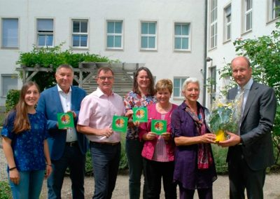 Augsburger Land blüht – Insekten willkommen! Juli 2018