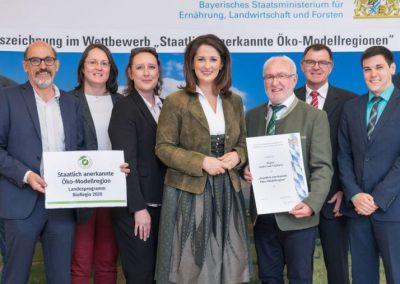 LPV ist Projektpartner der Ökomodellregion Augsburg, Mai 2019