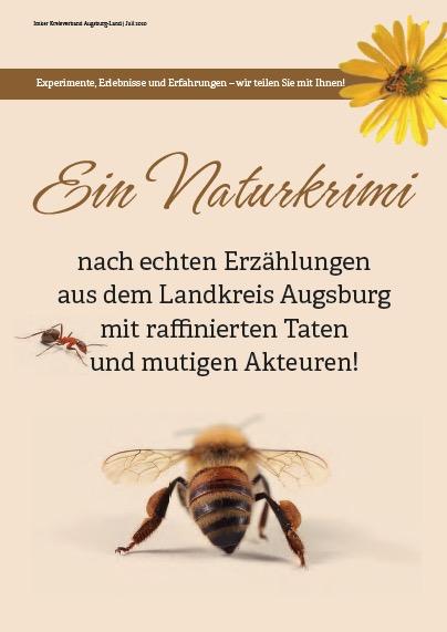 """Titel """"Ein Naturkrimi"""""""